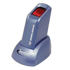 SecuGen Hamster Plus HSDU03P Fingerprint Reader