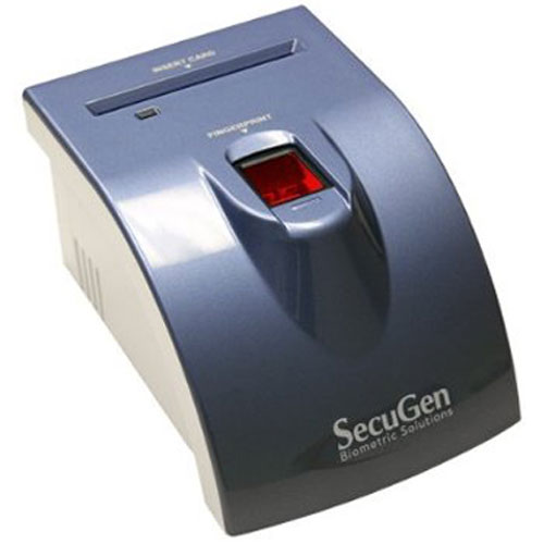 SecuGen iD-USB SC Fingerprint and Smart Card Reader