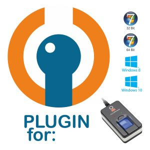 Plugin for Crossmatch Digital Persona U.are.U 5160