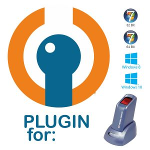 Plugin for SecuGen Hamster Plus HSDU03P